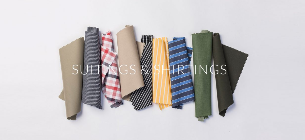 Customize suiting shirtings manufacturers